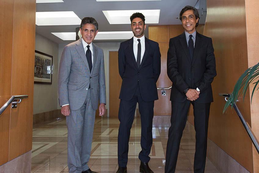 Shahrad of Nahai Insurance to Co-Chair Jewish Federation