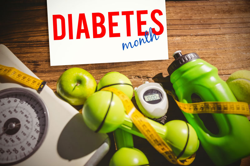 November is American Diabetes Month!