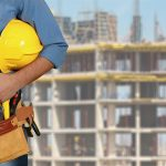 When Are Constriction Operations Liable? contractor infront of building project