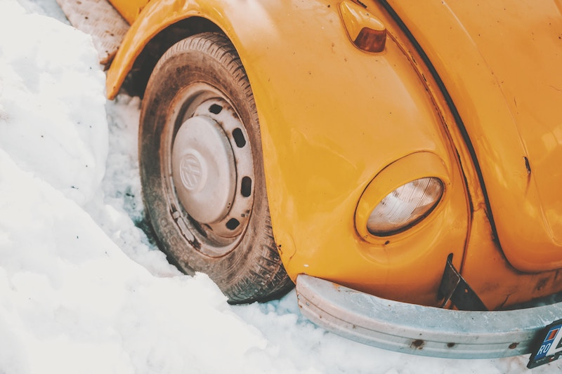 Is It Safe to Drive a Classic Car in Winter?